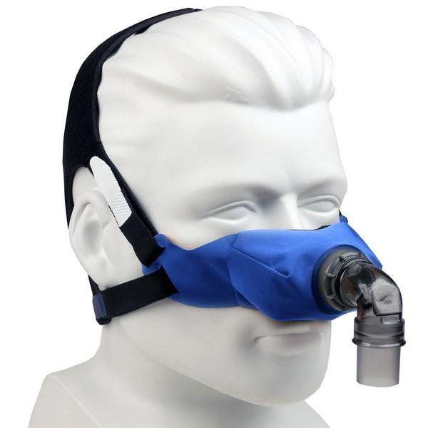 SleepWeaver Elan Nasal Mask - with Headgear