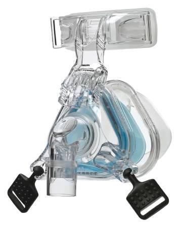 Respironics ComfortGel Blue Nasal CPAP Mask Assembly Kit