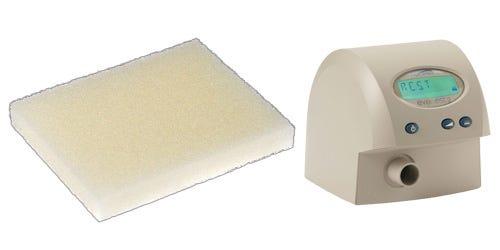 Evo Non-Disposable Everest Foam CPAP Filter
