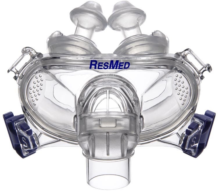 ResMed Mirage Liberty™ Hybrid Mask