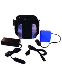 Roscoe Volt CPAP Battery with Carry Bag