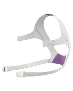 ResMed AirFit F20 For Her Headgear with Headgear clips