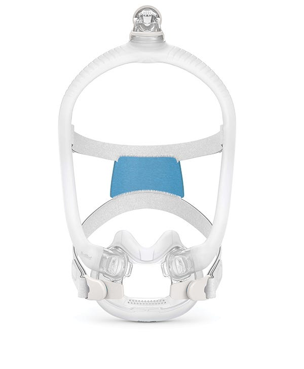AirFit F30i Full Face CPAP Mask Assembly Kit (with Headgear) by Resmed