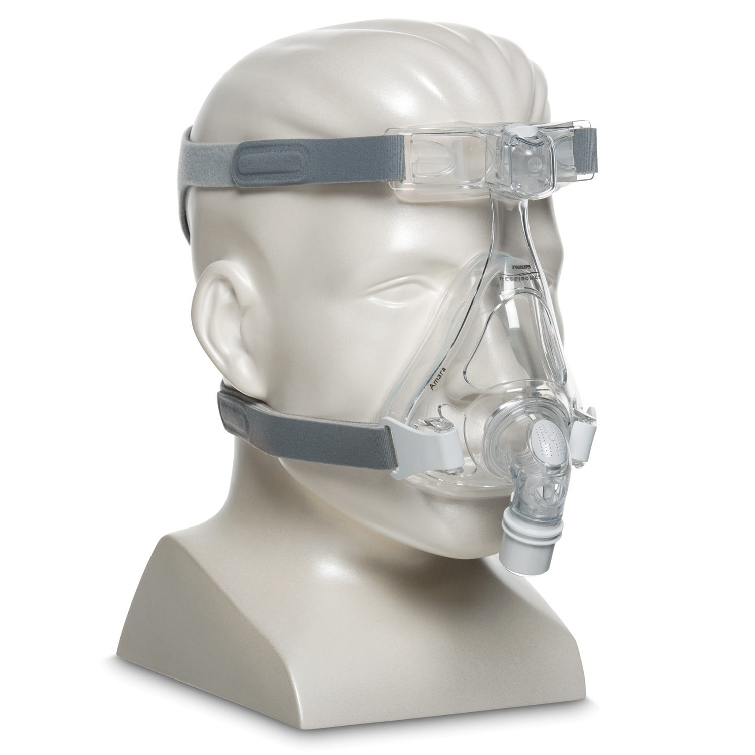 Respironics Amara Full Face CPAP Mask Angle View