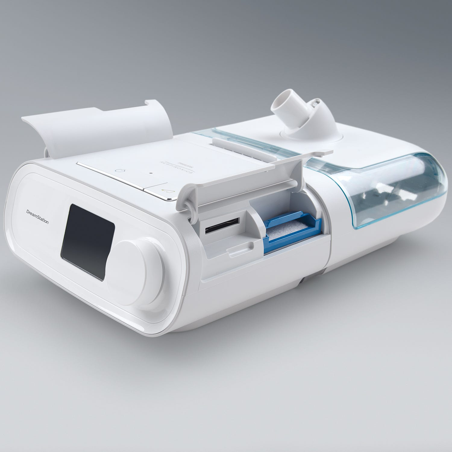 DreamStation Auto CPAP with Humidifier and Heated Tube and Cellular Modem