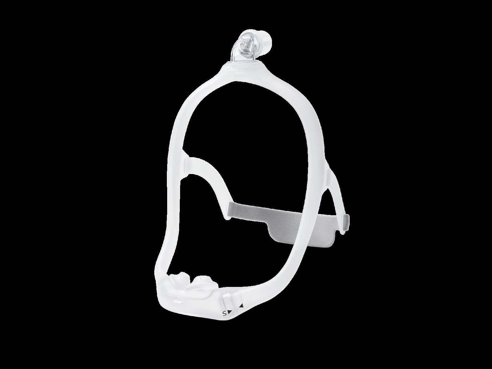 Respironics DreamWear Silicone Nasal Pillows Mask With Headgear