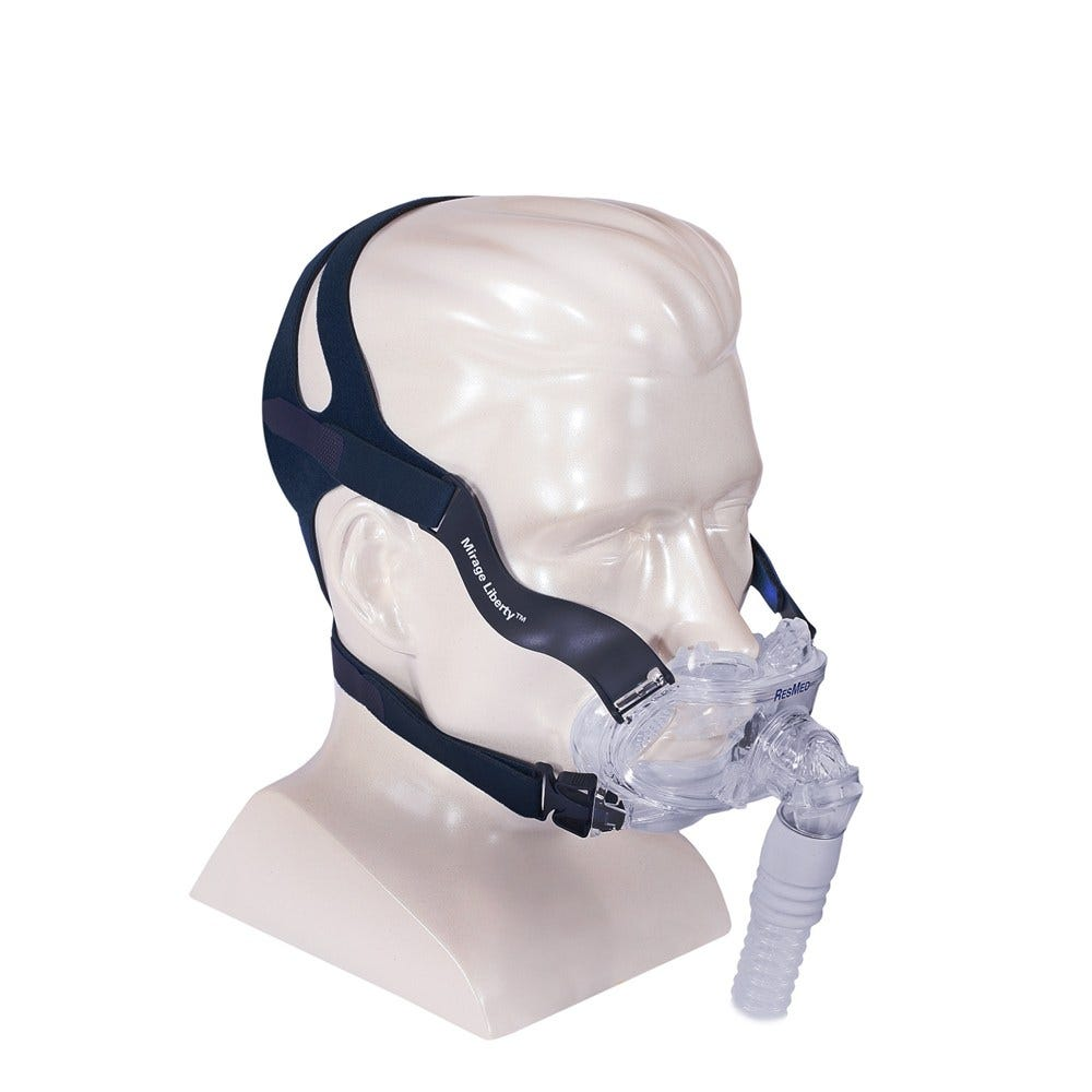 ResMed Mirage Liberty™ Hybrid Mask Complete System