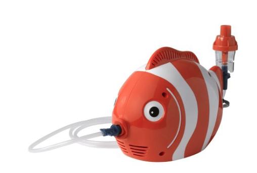 Drive Pediatric Fish Nebulizer