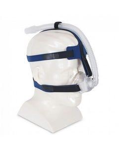 iQ® Blue Nasal Mask with StableFit Headgear