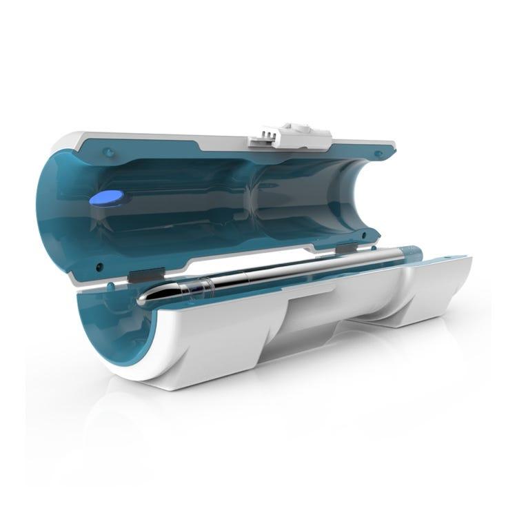Lumin Bullet CPAP hose sanitizer
