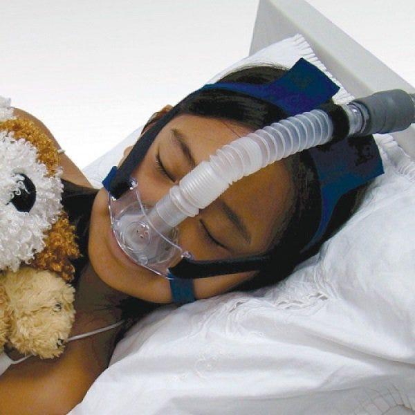 MiniMe® Nasal Pediatric Mask