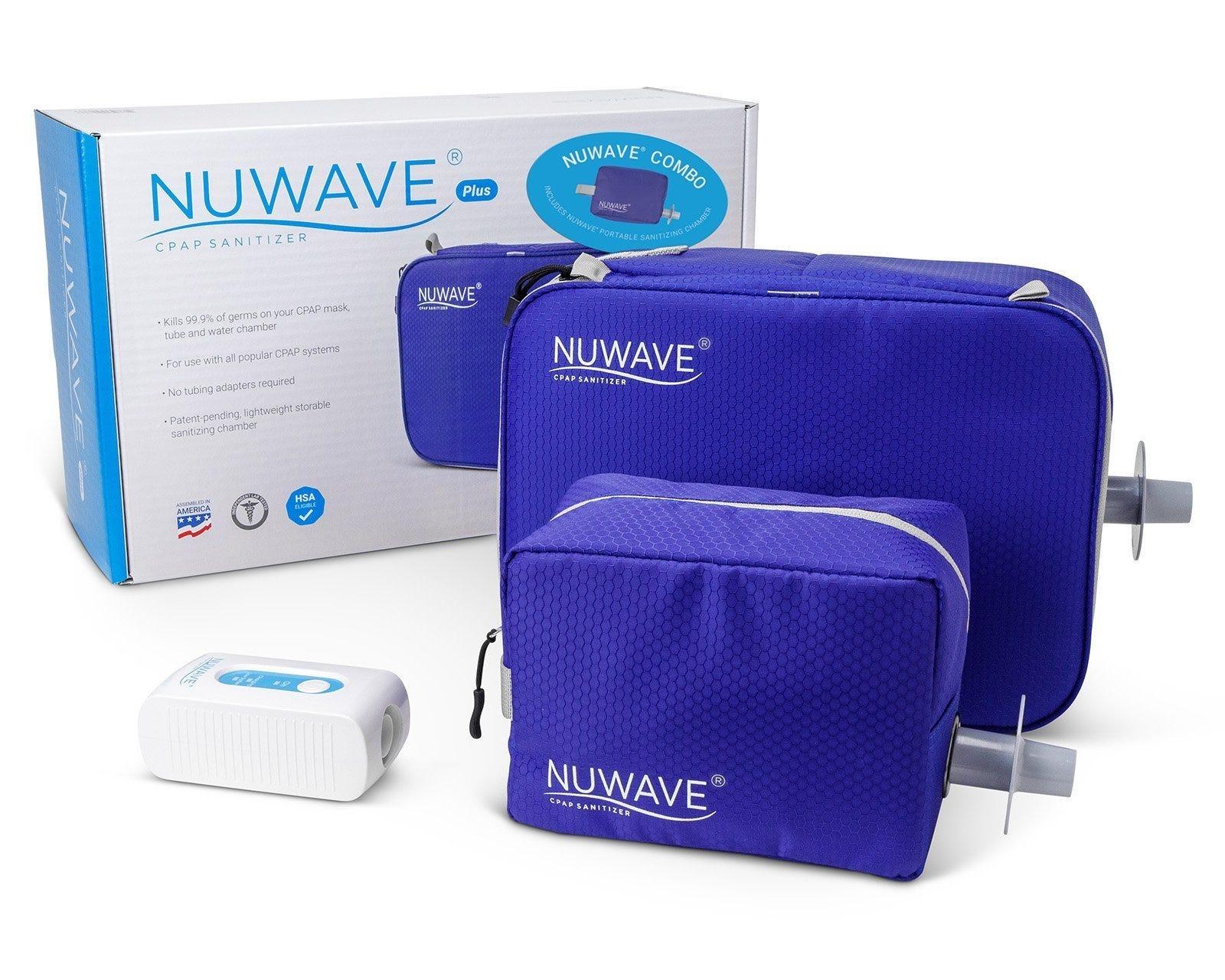 NUWAVE® COMBO CPAP Sanitizer