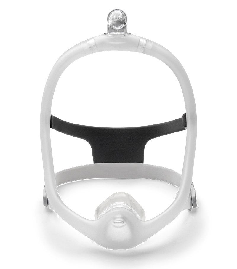 Respironics DreamWisp Nasal CPAP Mask and Headgear