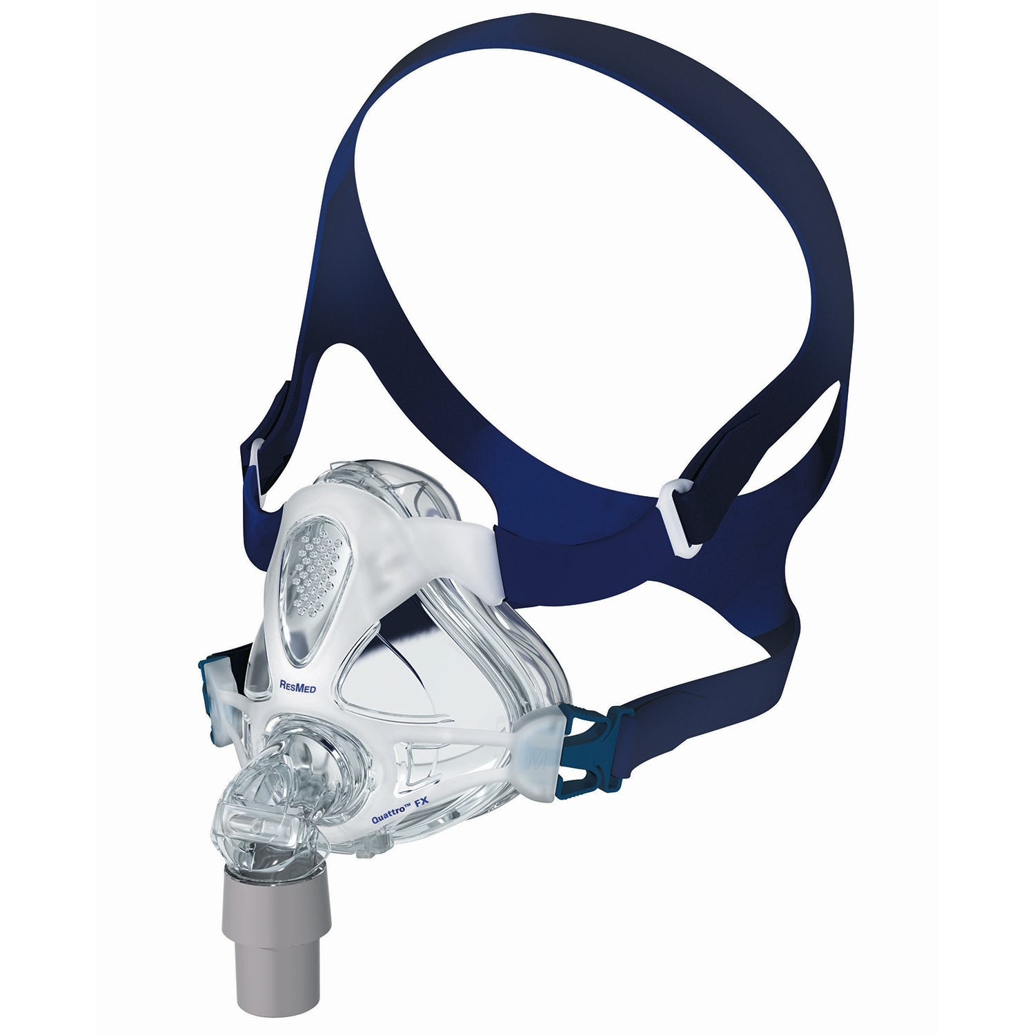 ResMed Quattro™ FX Full Face Mask Complete System