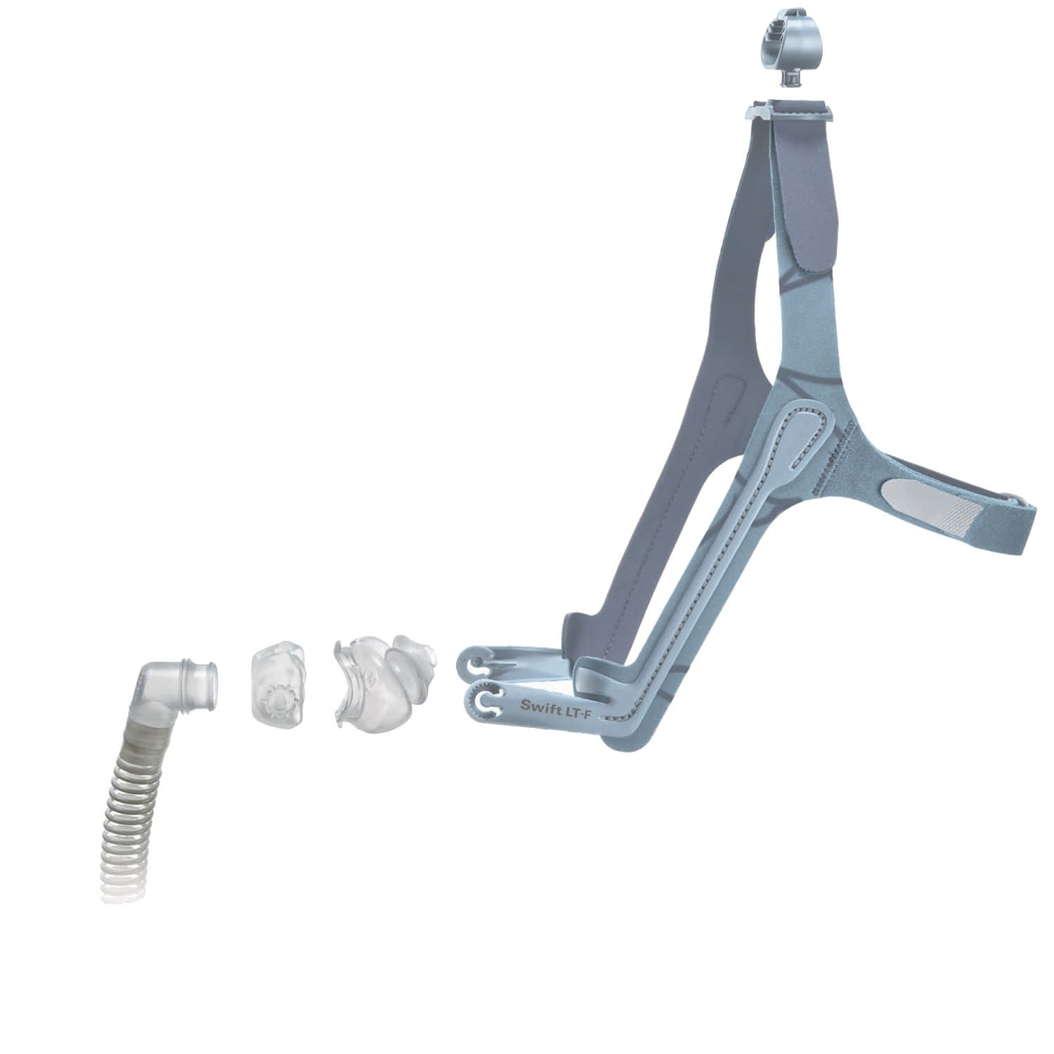 ResMed Swift LT for Her Nasal Pillows System