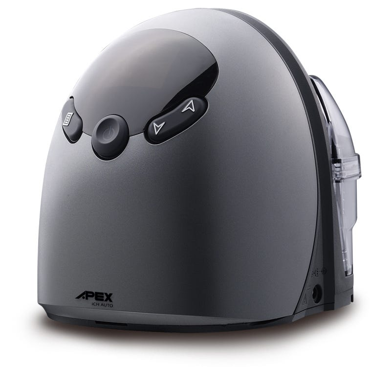 APEX iCH Auto 2 with Humidifier