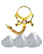 Philips Respironics Wisp Pediatric Nasal Mask Fit Pack