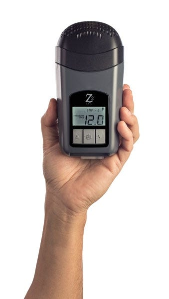 Z2 CPAP Machine Base System