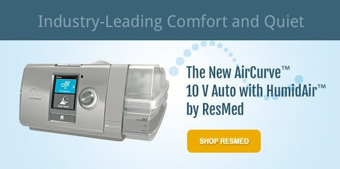 ResMed AirCurve 10 CPAP Machine