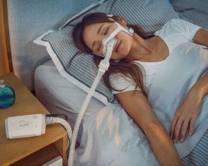 What is sleep apnea? The sleep disorder treated by CPAP machines