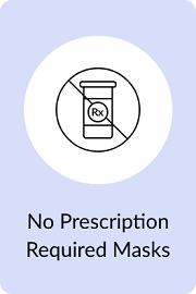 No Prescription CPAP Mask Rx Bottle