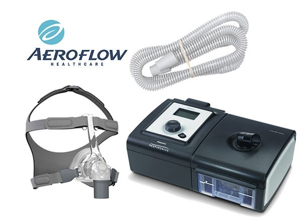 CPAP supplies through insurance