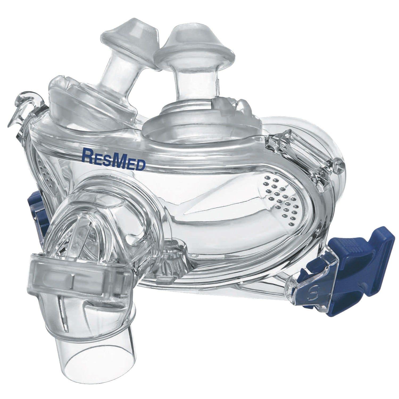 Hybrid CPAP Mask